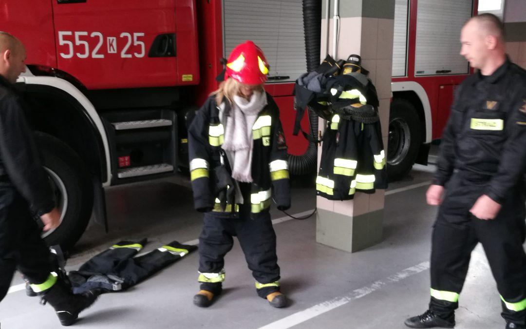 Handlowcy i Strażacy
