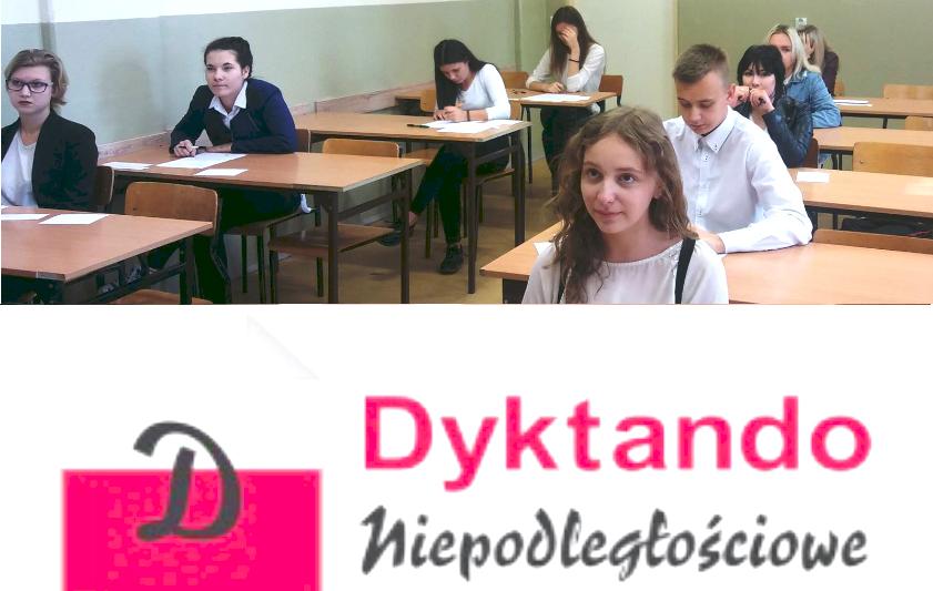 """VI Dyktando Niepodległościowe """"Po polsku o historii""""."""